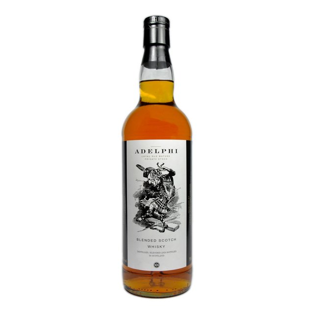 Private Stock Blended Scotch Whisky: 40,0%vol 70cl