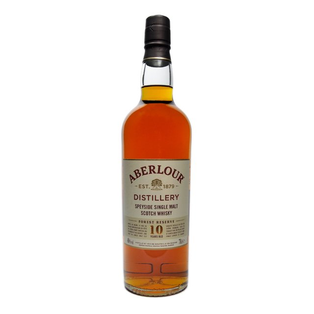 Aberlour 10yo: 40,0%vol 70cl