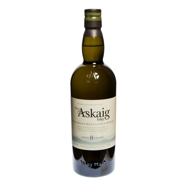 Port Askaig 8yo: 45,8%vol 70cl