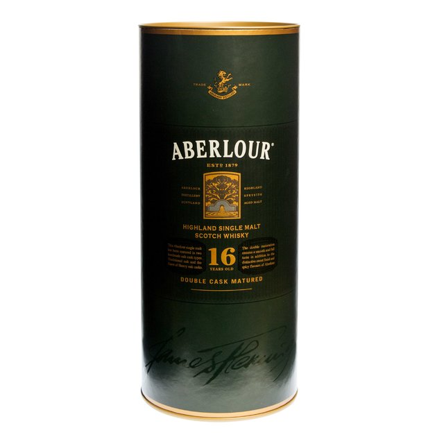 Aberlour 16yo: 43,0%vol 70cl
