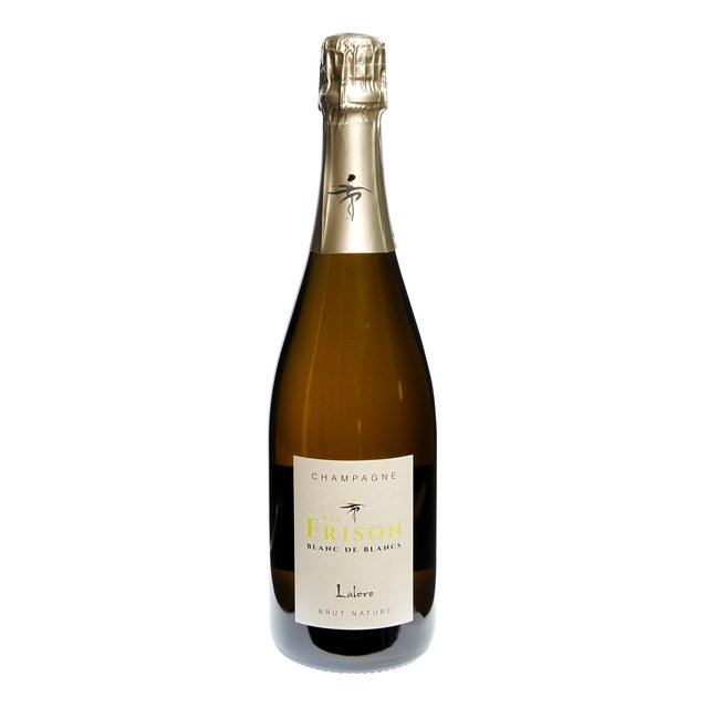 Frison Lalore: Blanc de Blancs brut nature 12,0%vol 75cl