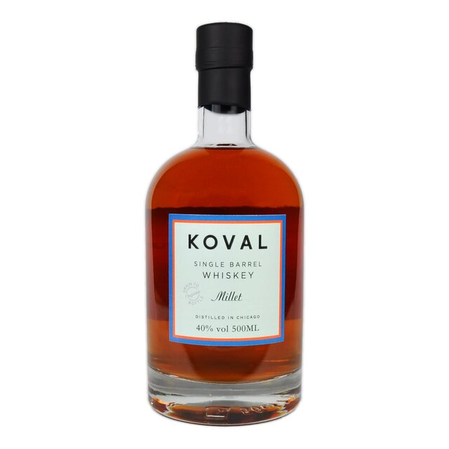 Koval Millet: Single Barrel 40,0%vol 50cl
