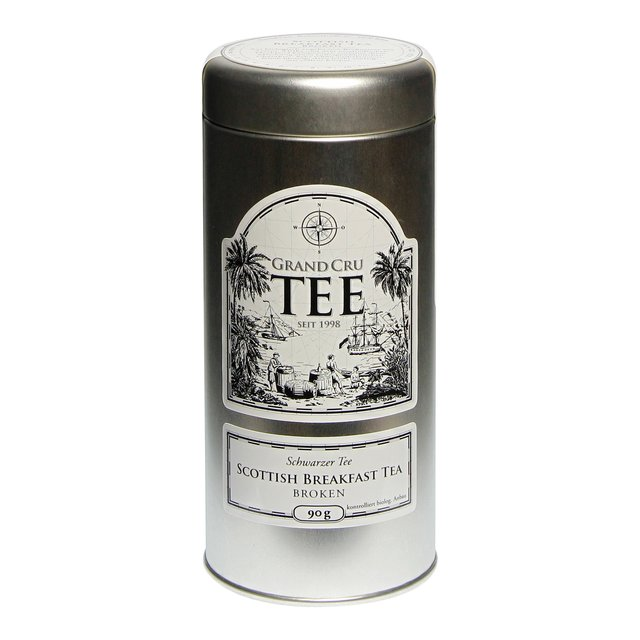 Scottish Breakfast Tea: Broken 90g GrandCru-Tee