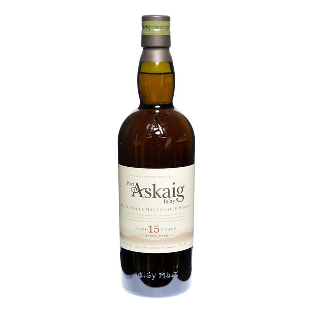 Port Askaig 15yo: Sherry Cask 45,8%vol 70cl