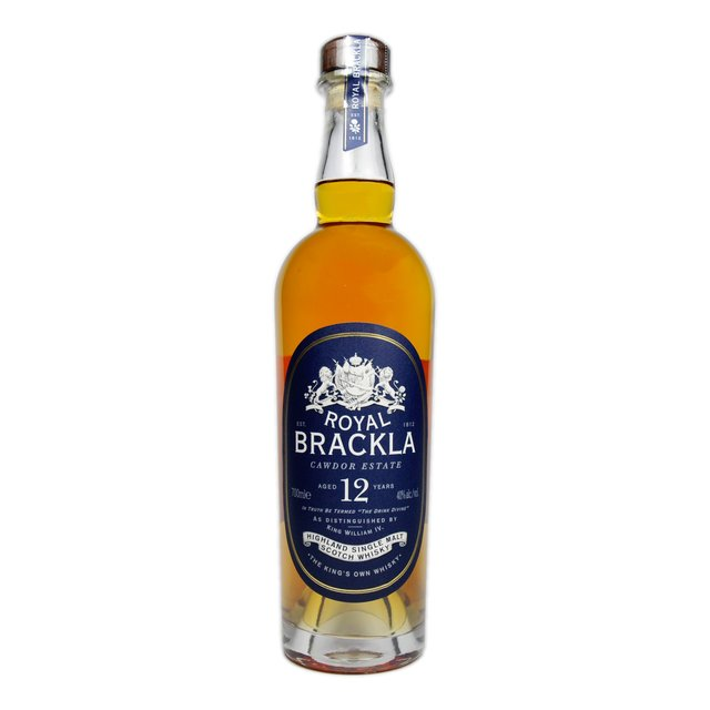 Royal Brackla: 12yo 40%vol 70cl