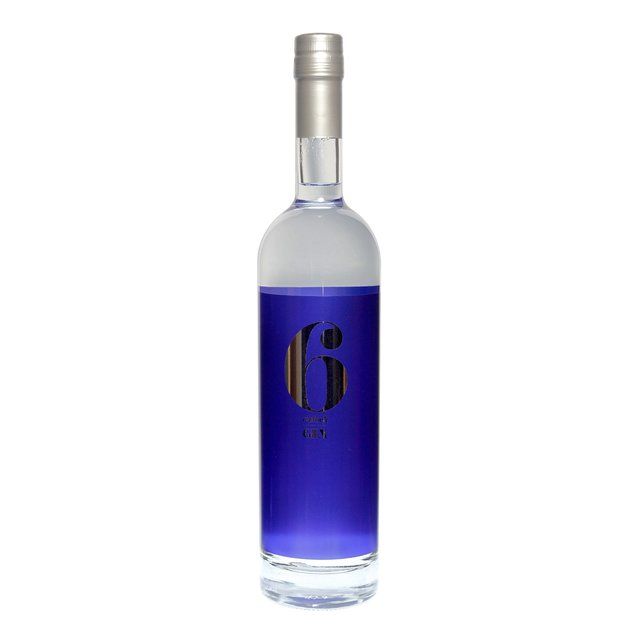 Six OClock Gin: 43,0%vol 70cl