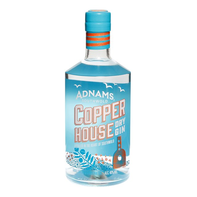 Adnams Copper House: Dry Gin 40,0%vol 70cl