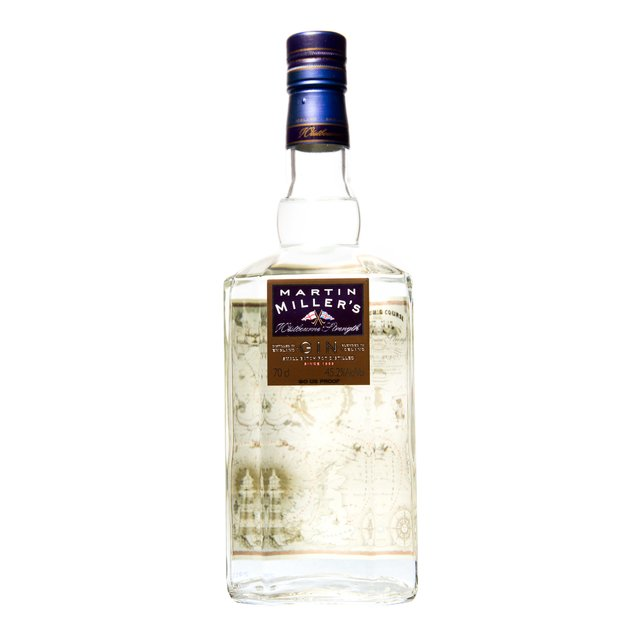 Martin Millers Westbourne Strength: Dry Gin 45,2%vol 70cl