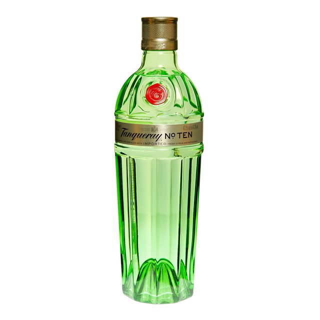 Tanqueray No. Ten: London Dry Gin 47,3%vol 70cl