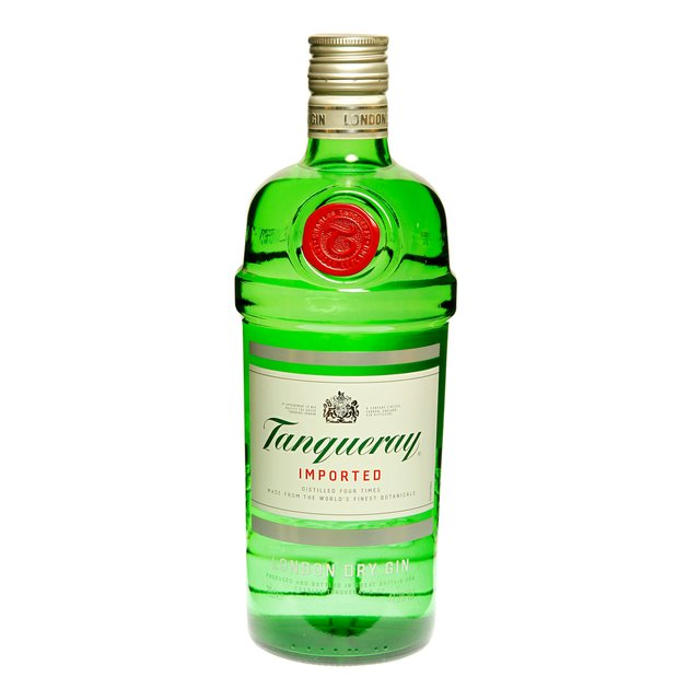 Tanqueray: London Dry Gin Export Stength 47,3%vol 70cl