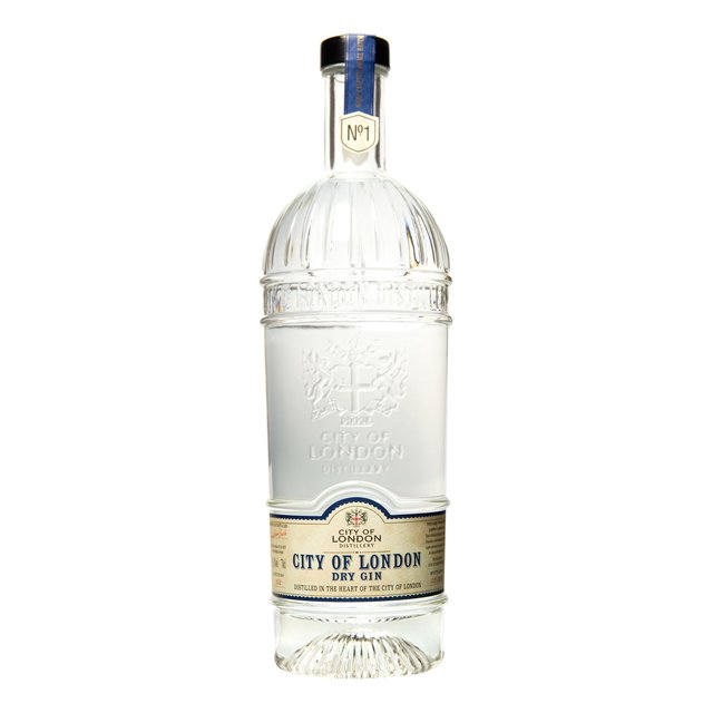 City of London: Gin 40,0%vol 70cl