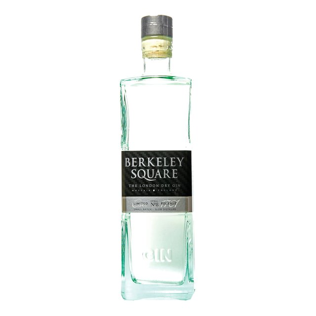 Berkely Square Gin: 40,0%vol 70cl