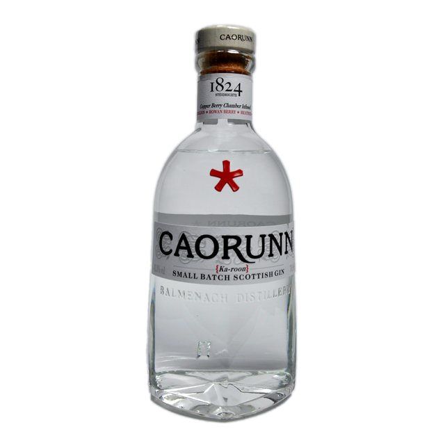 Caorunn Small Batch: Scottish Gin 41,8%vol 70cl