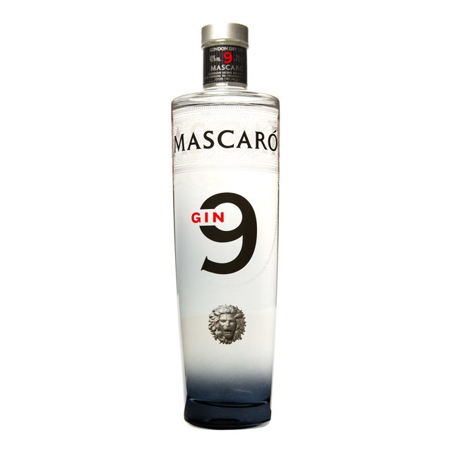 Mascaro 9: Gin 40,0%vol 70cl