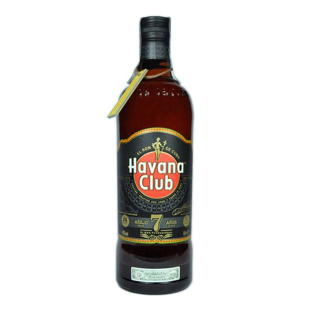 Havana Club 7: Ron: 40,0%vol 70cl