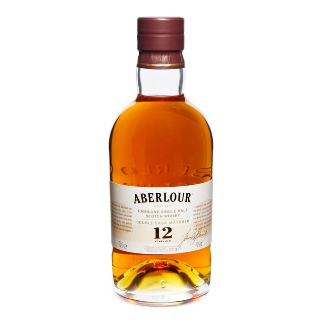 Aberlour 12yo: Double Cask 40,0%vol 70cl