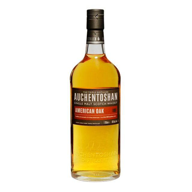 Auchentoshan American Oak: 40,0%vol 70cl