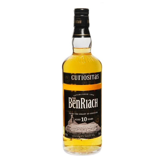 BenRiach Curiositas: 10yo 46,0%vol 70cl