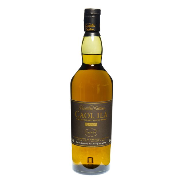 Caol Ila Distillers Edition: 43,0%vol 70cl