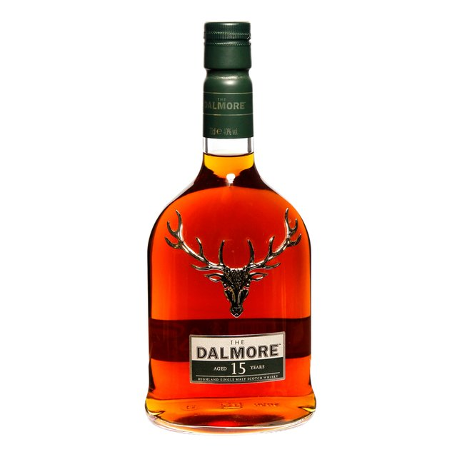 Dalmore 15yo: 40,0%vol 70cl